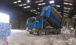 commercial recycling centre